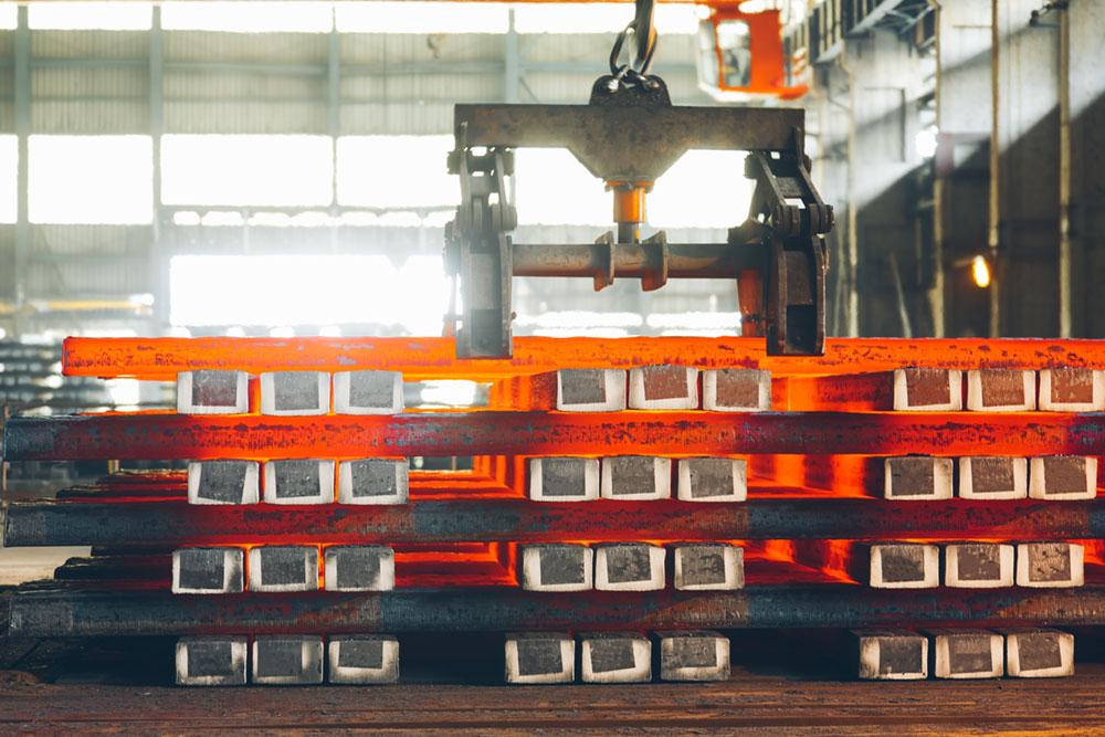 Оборудование для металлургической промышленности
