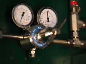 Рампа в шкафном исполнении под водород
