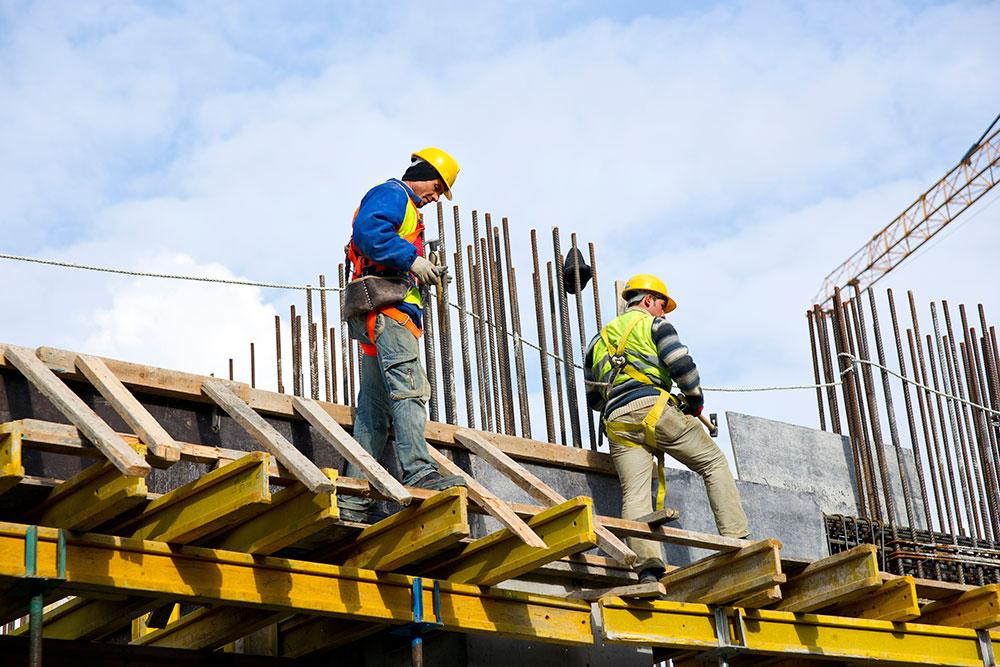Оборудование для строительной сферы
