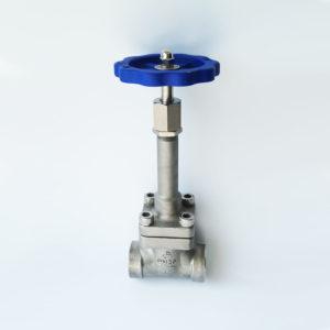 Вентиль криогенный проходной со средним штоком ССК DJ61F-40P
