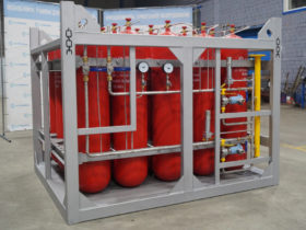 Блок аккумуляторов газа 2000 литров