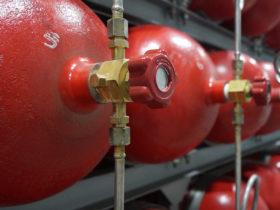 Блок аккумуляторов газа 4000 литров