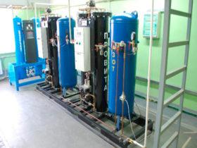Адсорбционные азотные генераторы